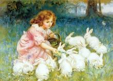 Ring around the Rosy! by Frederick Morgan